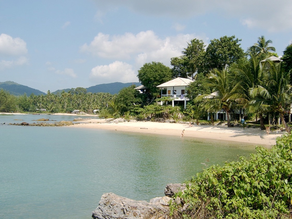 Sri Thanu beach in Koh Phangan