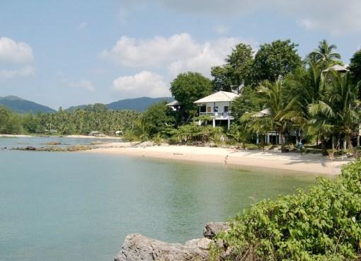 Sri Thanu beach in Koh Phangan