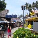 Koh Phi Phi Island main town