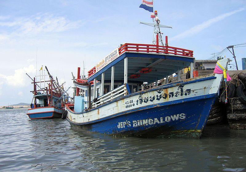 Ferry in Koh Samet, Rayong