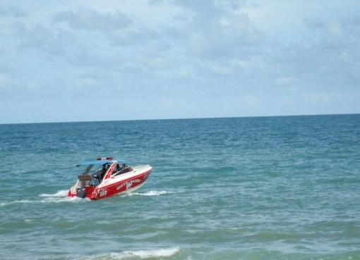 Speedboat in Koh Samed