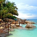 Koh Tao island in Surat Thani