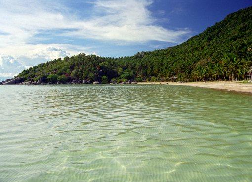 Sairee-Beach in Koh Tao