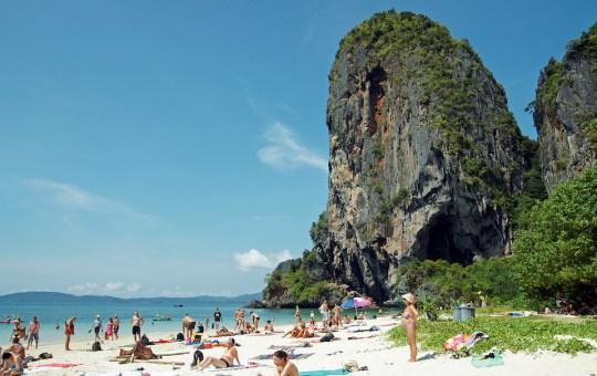 Phra Nang Beach, Krabi