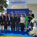 Opening Ceremony of the Science Block & Mary-Ann Kaarsgaren Science Laboratory in Krabi