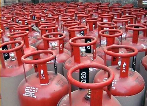 Gas cilinders
