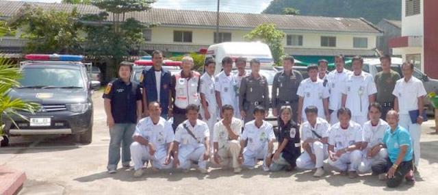 Long-time Swedish Phuket police volunteer dies