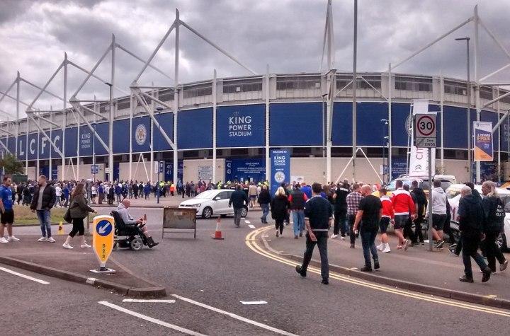 Leicester City F.C King Power Stadium