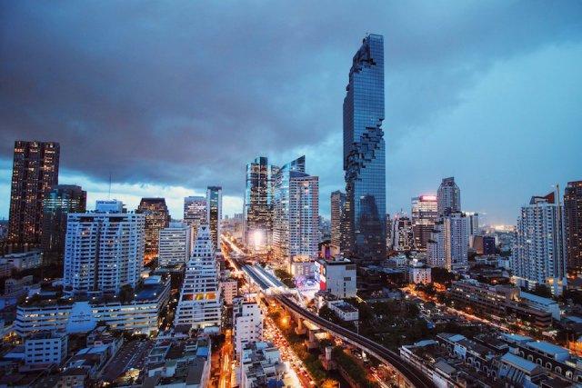 Bangkok's temperatures drop by 1-3 degrees Celsius