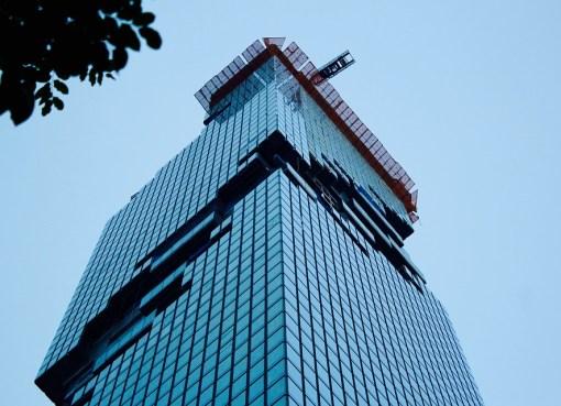 MahaNakhon Tower, tallest building in Thailand
