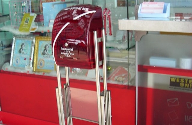 Thailand Post highlights innovations in postal system