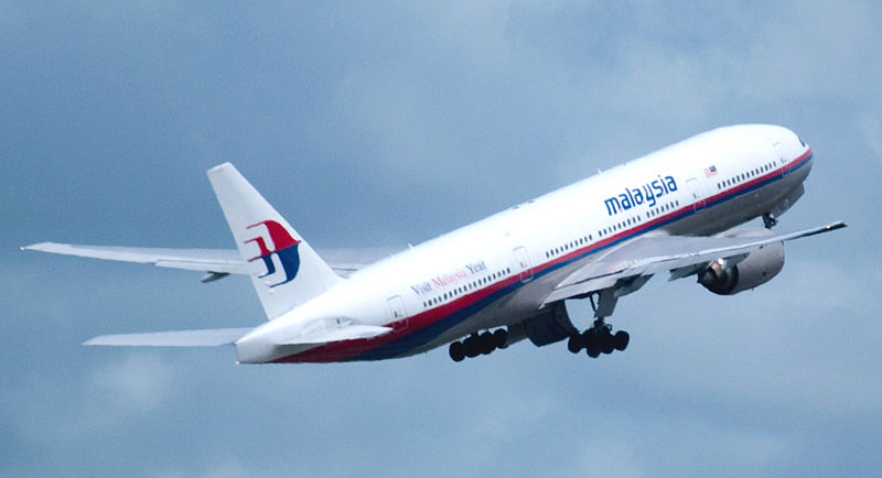 Malaysia Airlines B777-200ER