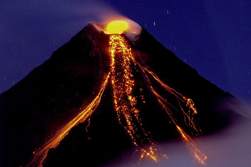 Mount Mayon - Philippines