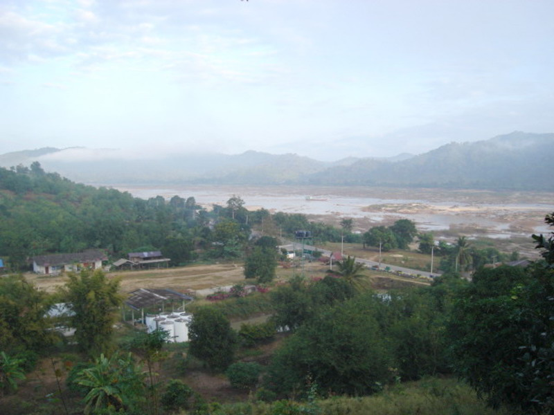 Mekong River in Loei