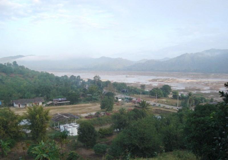 Mekong River in Loei