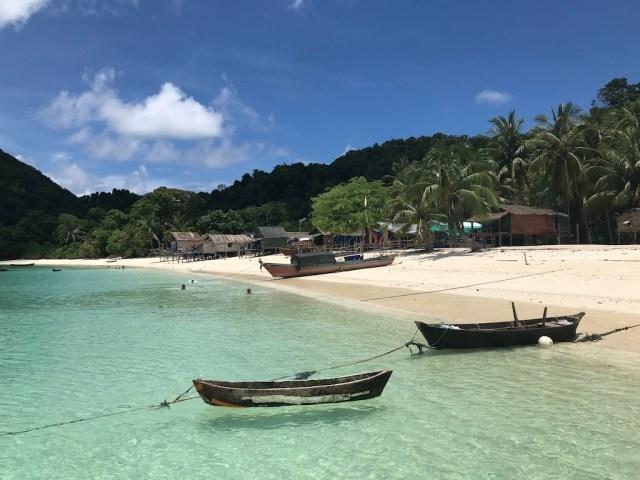 Mergui archipelago: The ultimate getaway offers wild nature and digital detox