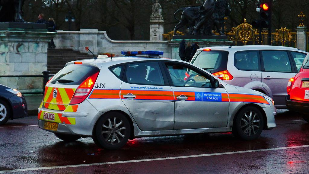 London Metropolitan Police Hyundai i30 Comfort CRDi