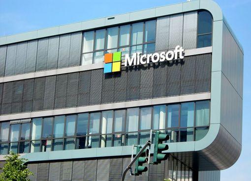 Microsoft buildings in Europe