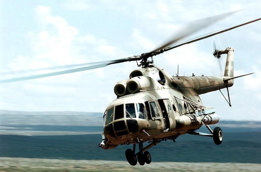Mi-8 Transport Helicopter