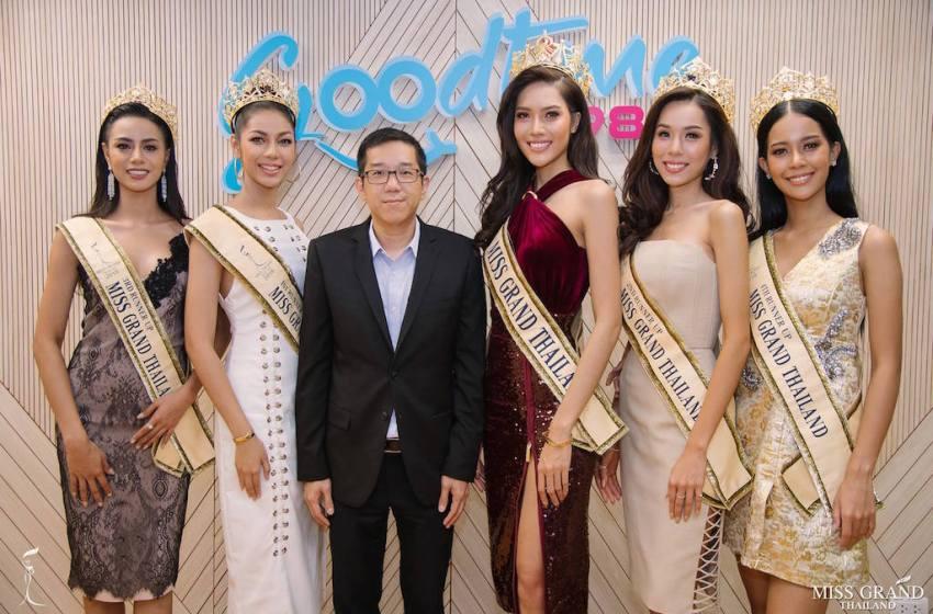 Phuket Wins Miss Grand Thailand 2018