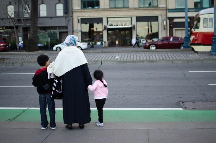 Muslim migrants in Germany