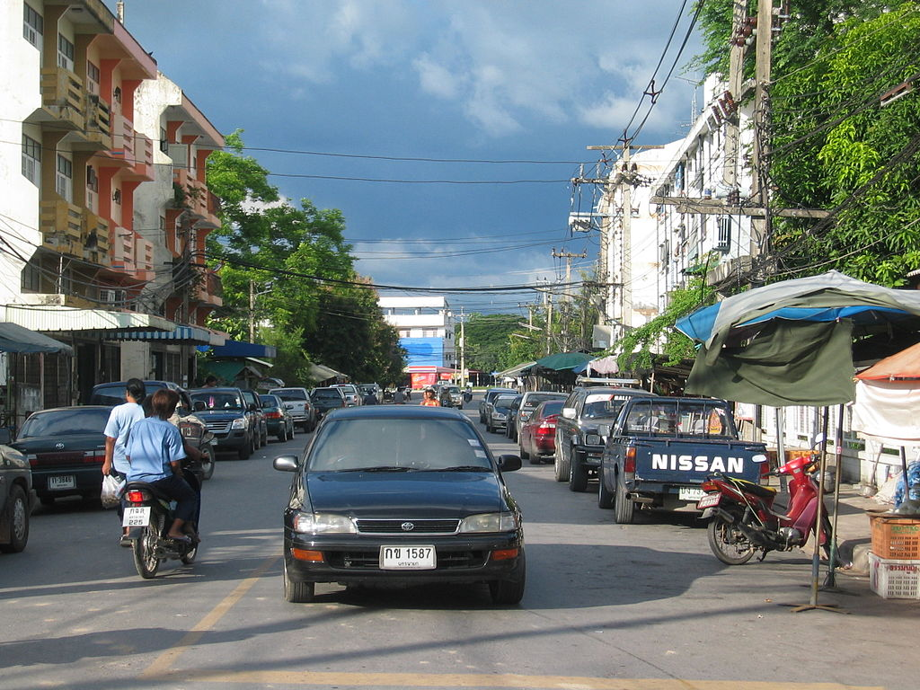 Nakhon Nayok city