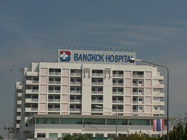 Cambodian prince medevaced to Bangkok Hospital following car accident