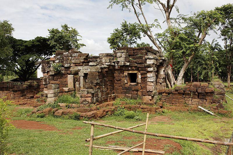 Prasat Khon Buri, a 800-year-old castle in Khon Buri district, Nakhon Ratchasima