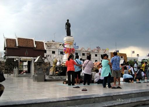 Thao Suranaree monument in Nakhon Ratchasima (Korat)