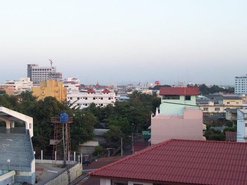 Nakhon Sawan City