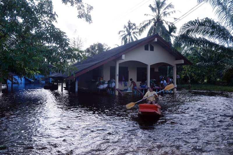 2020 Nakhon Si Thammarat floods