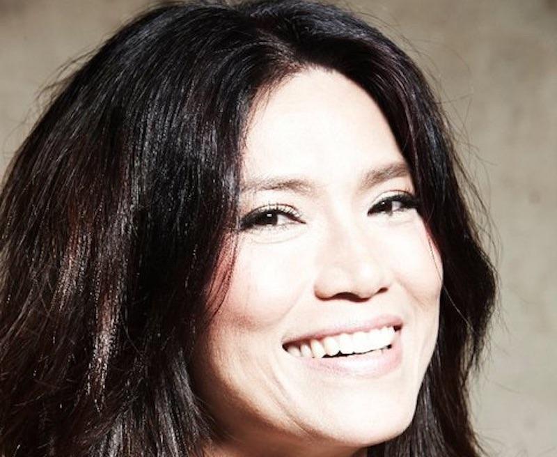 Thai singer Nantida Kaewbuasai