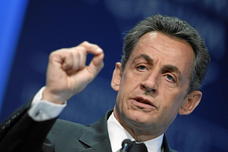 Former French president Sarkozy 'in custody' in campaign funding probe