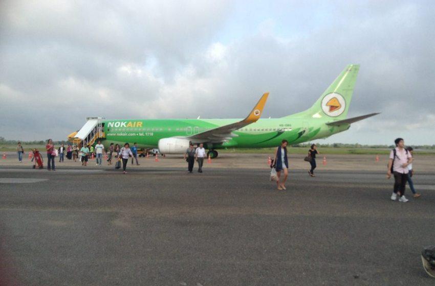 Nok Air Boeing 737, Roi Et