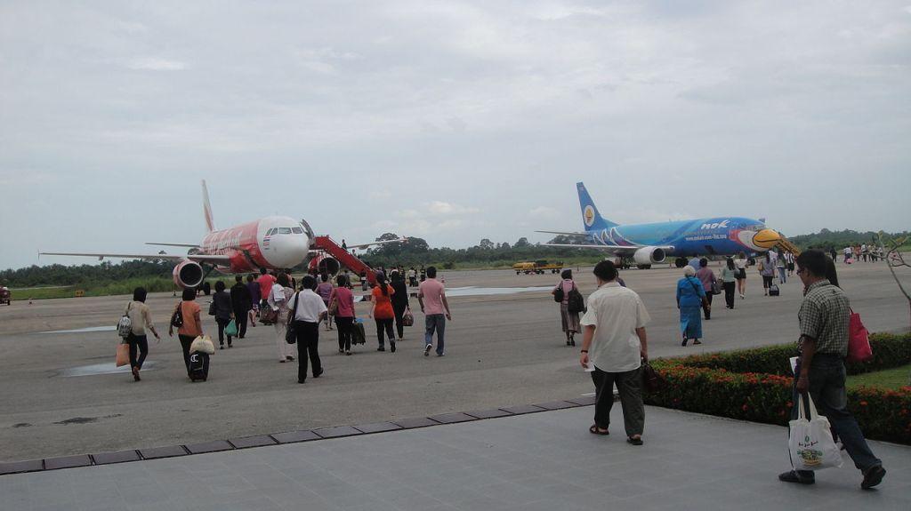 Nakhon Si Thammarat airport
