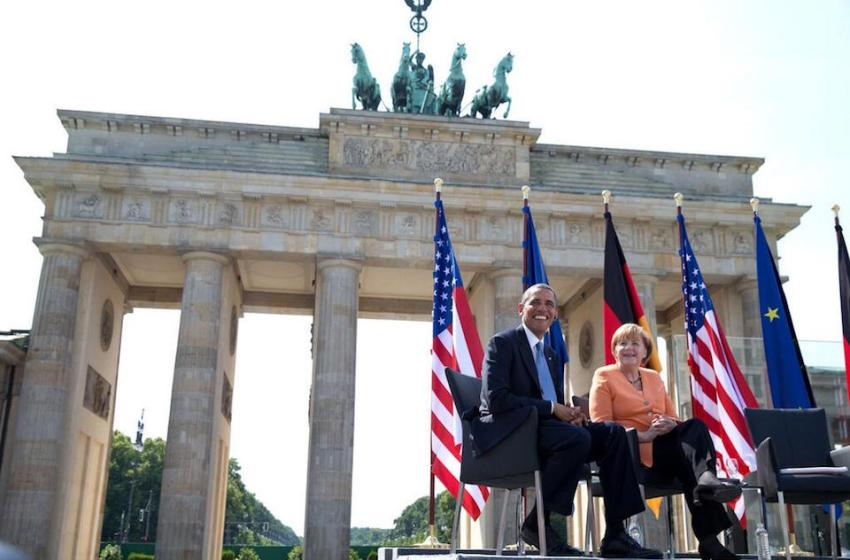 5 very awkward int'l prizes as Germany's Merkel honored over EU migrant crisis