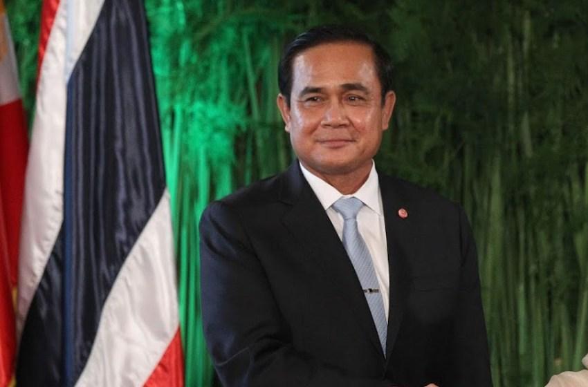Sergeant-major honoured to serve as PM Prayut's songbird