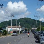 Padang Besar in Songkhl
