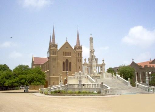 Saint Patrick's Cathedral, Karachi