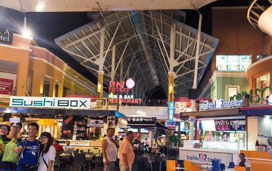 Entertainment venue in Patong, Kathu District, Phuket