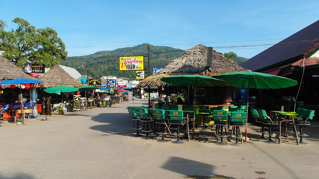 Patong Market in Phuket