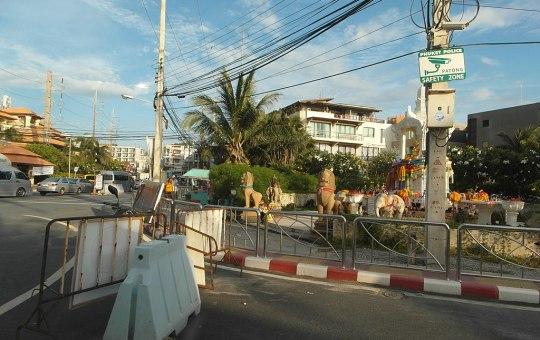 Street in Patong, Phuket