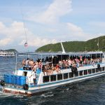 Ferry in Koh Larn, Pattaya