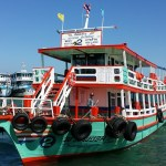 Koh Larn ferry, Pattaya