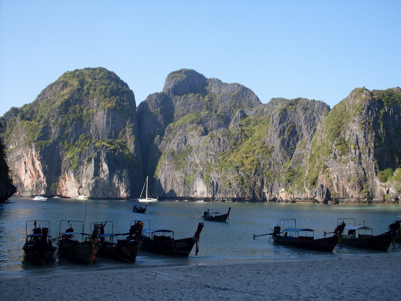Maya Bay in Koh Phi Phi Lee, Phi Phi Islands