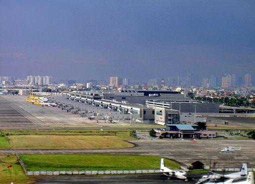 Terminal 3 at Ninoy Aquino International Airport, Philippines