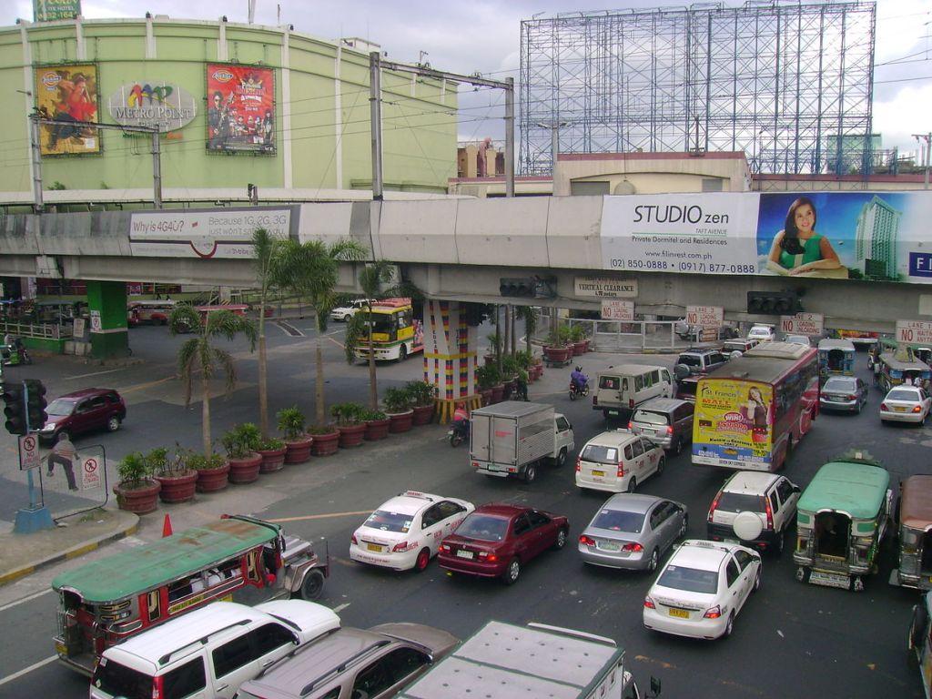 Pasay Rotonda EDSA - Taft Avenue