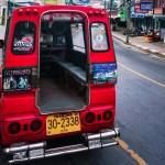Tuk-tuk Taxi In Phuket
