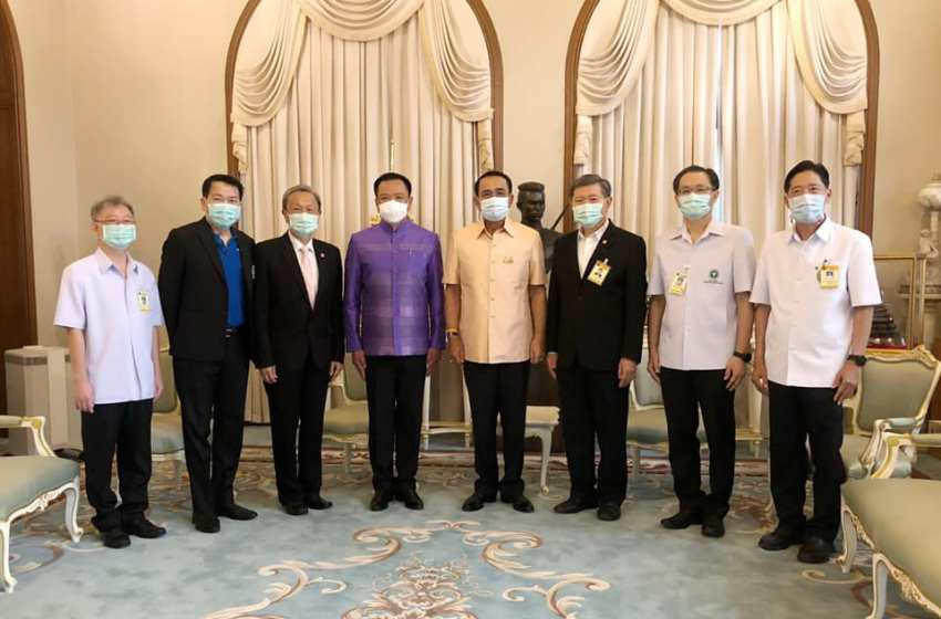 Harsher COVID-19 Measures Possible: Prayut