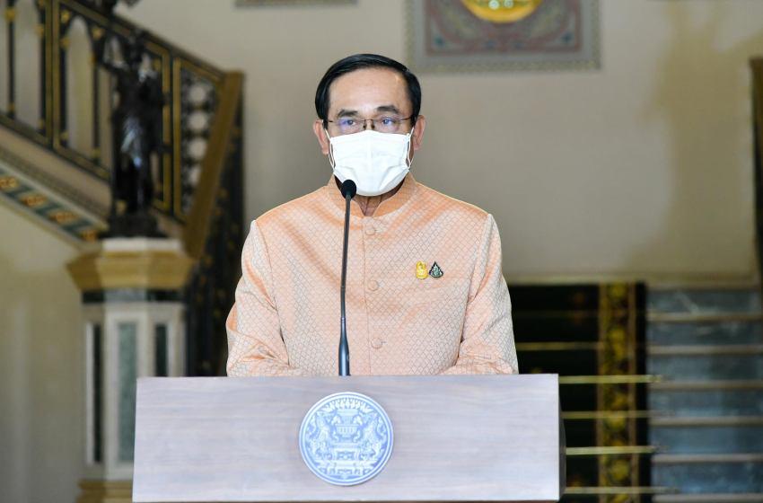 Prayut Undecided on Bangkok Lockdown Proposal